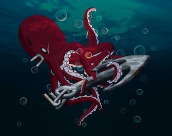 Octopus & Anchor