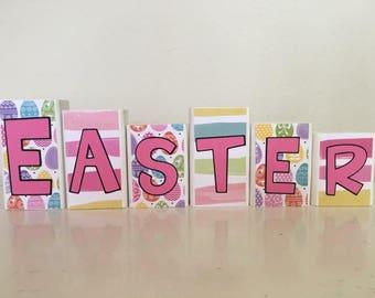 Easter blocks
