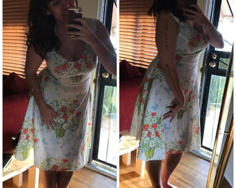 Bouquet Spring Dress
