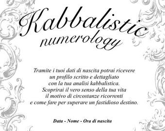 Personalized Numerology