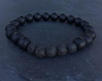 Strength + Lava Rock