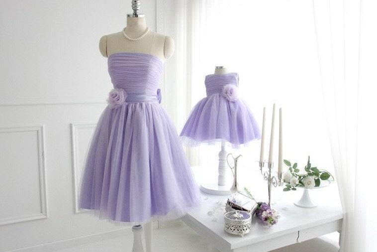 mutter tochter passende kleid violett mami und mir tutu kleid. Black Bedroom Furniture Sets. Home Design Ideas