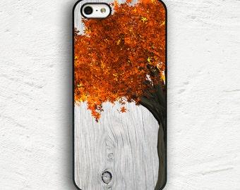 Autumn Leaves Tree iPhone 7 Case iPhone 7 Plus Case iPhone 6s Case iPhone 6 Plus Case iPhone 5s iPhone 5 Case iPhone 5c Cover