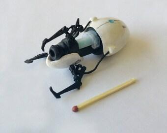 Handmade Portal Gun Miniature, Scale 1:12