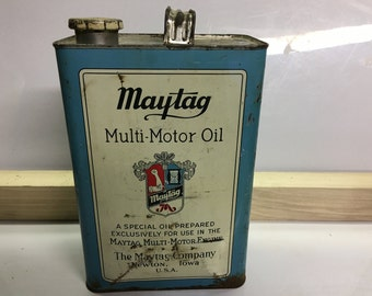 Antique Oil Can Etsy