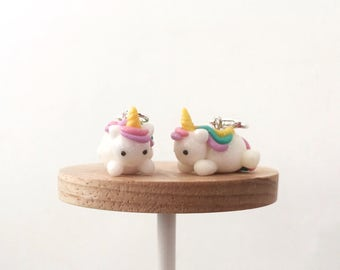 Baby Unicorn Charm | Unicorn Pendant | Unicorn Figurine | Unicorn Necklace