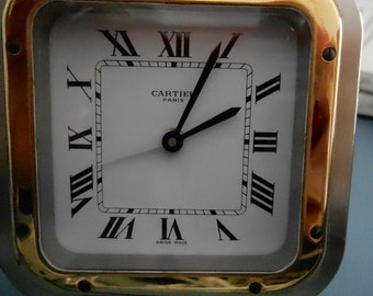Wake-up Cartier santos