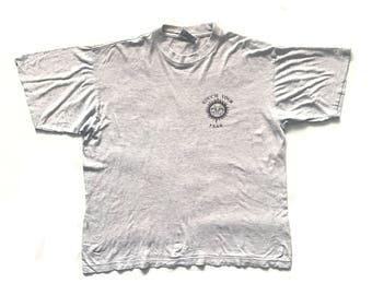 1997 Rollins Band vintage T-shirt - XL - black flag, minor threat, fugazi, circle jerks, bad brains