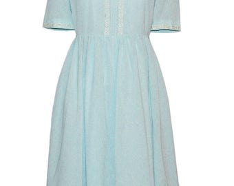 1940's Collared Dress