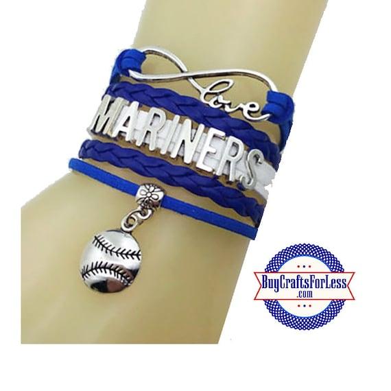 SEATTLE Leather Bracelet-U Choose CHARM +Discounts & FREE Shipping*