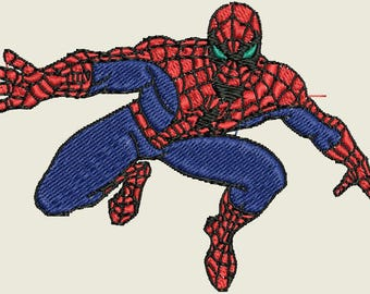 Super Heroes Machine Embroidery Designs - Over 110 Designs - CD/USB - 11 Formats