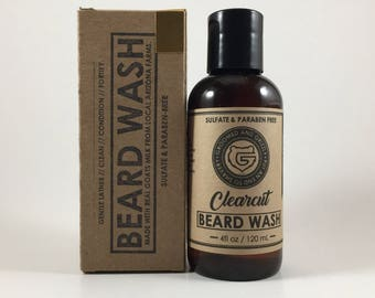 Clearcut Beard Wash (4oz)
