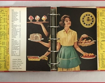 1962 Better Homes and Garden New Cookbook