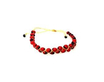 Peony Seed Bracelet