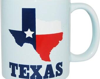Texas 11oz Mug