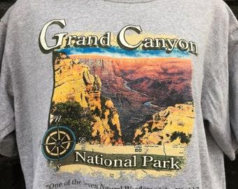 Grand Canyon National Park Tourist Tee