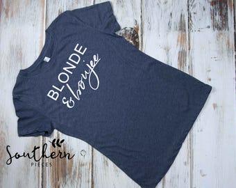 BLONDE & BOUJEE