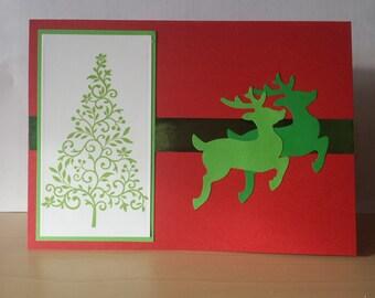Reindeer Tree