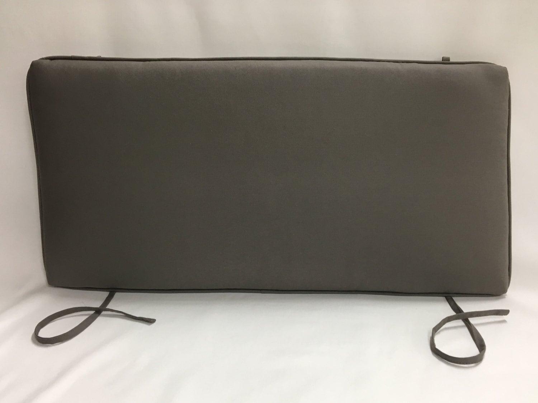 Custom Piano Bench Cushion