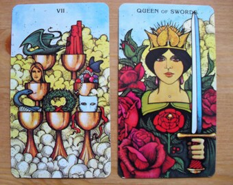 Intuitive 2 Card Tarot Reading