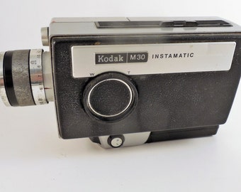 Vintage Kodak M30 Instamatic Movie Camera