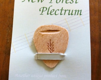 The New Forest Plectrum