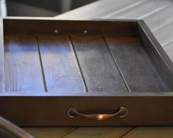 Ottoman/Table trays