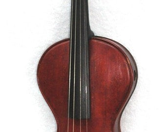 Vintage Violin, unusual design values