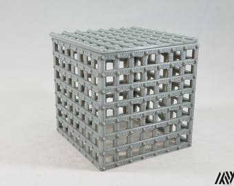Cage - miniature furniture for Tabletop Gaming (DnD/Pathfinder/Warhammer)