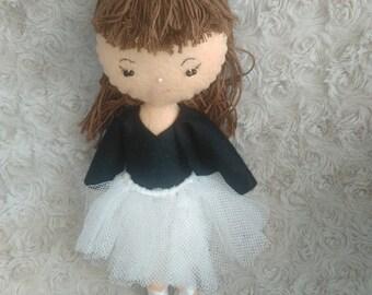"""""""Ballerina Rock"""" Doll"""