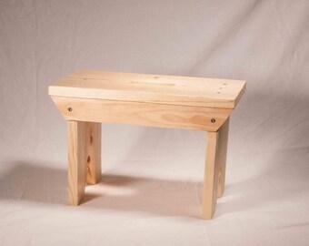 Wooden Step Stool Farm Stool Milking Stool Pine Step Stool Small Wood & Wooden step stool | Etsy islam-shia.org