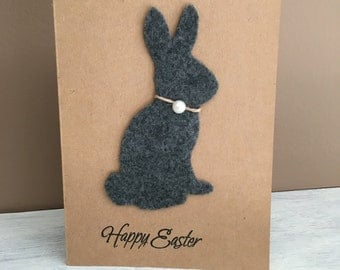 Happy Easter card,Easter, handmade