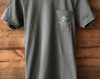 Olive Pocket shirt