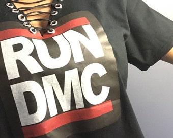 RUN DMC Laced Up Tee