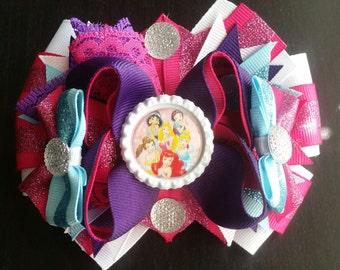 Disney Princess hairbow