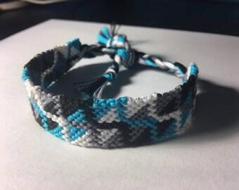 Friendship Bracelet: Puzzle Pieces