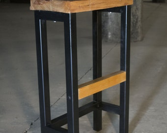 Slim Steel Stool SET
