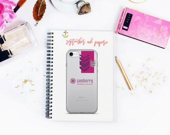 Jamberry Nail Wraps iPhone Case