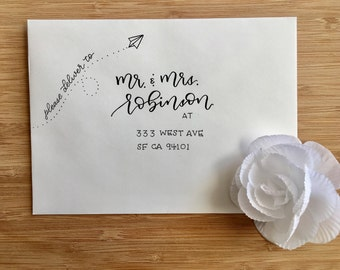 Wedding Envelopes (Addressed)