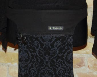 Belt bag belt belly bag ornaments Rococo Baroque