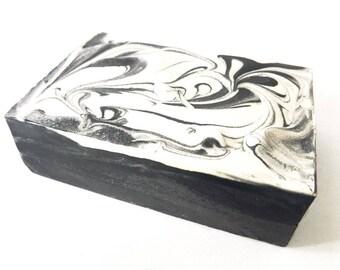 Charcoal Elixir Organic Handmade Soap