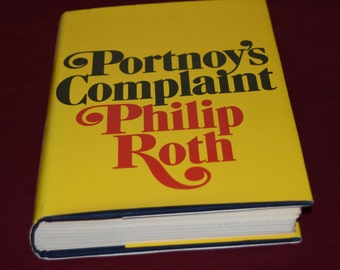 Portnoy's Complaint by Philip Roth Vintage First Printing