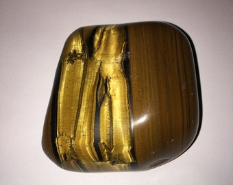 Tiger Eye Gold Boulder