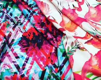 Digital Textile Printing of your own design or photos on fabric