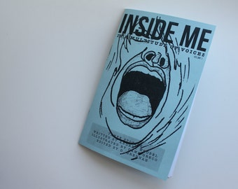 Inside Me Vol 1 - a literary zine for mental health arts