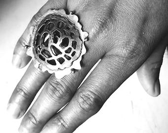Microcosm Ring