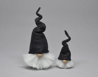 Felt Gnome, Spool Style