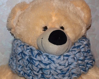 Hooded Crochet Cowl Hooded Crochet Snood Hooded Scarf New Baby Boys Girls Kids Toddler Winter Warm Scarf Neck Toddler Hooded Cowl
