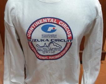 Vintage Sweatshirt Suzuka Circuit Vintage Suzuka Circuit Japan