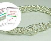 Wire Jewelry Tutorial - Braid Bracelet Tutorial - Wire Braid Tutorial - Wire Wrap Tutorial - Bracelet Tutorial - Braided Bracelet Tutorial